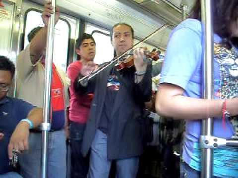 tributo a mago de oz en el metro