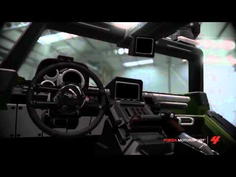 Forza Motorsport 4 - Jeremy Clarkson Introduces the Warthog (Xbox 360)