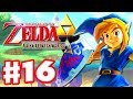 The Legend Of Zelda: A Link Between Worlds - Gameplay Walkthrough Part 16 - Stealth (Nintendo 3DS)