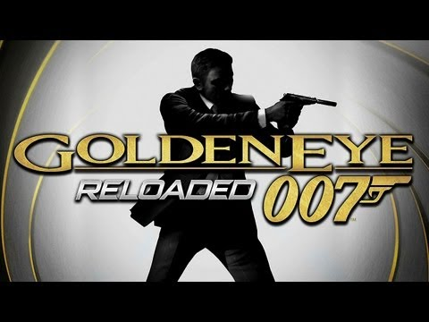 GoldenEye 007: Reloaded Launch Trailer (HD 720p)