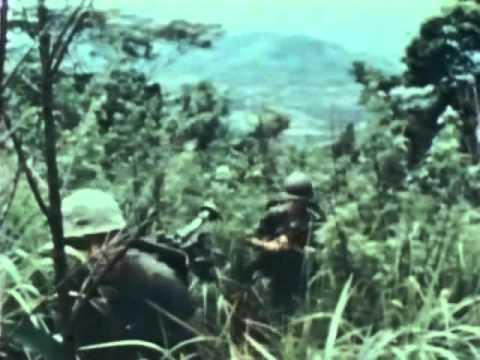 Bombardeos Aéreos. 1 - NAM la guerra de los 10.000 días. Guerra de Vietnam.
