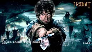 Armies, Dragons and Rings - (The Hobbit 3: Campaign Trailer Music by Blakus) / RSM
