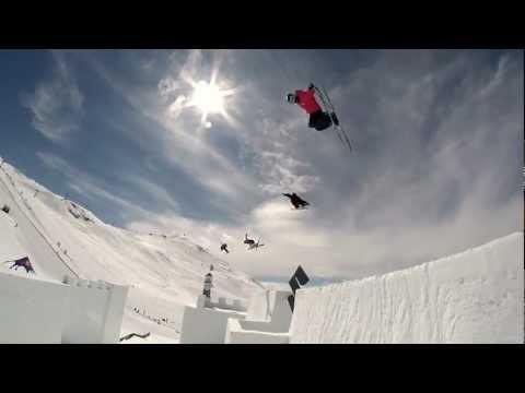 Nine Knights Ski 2012