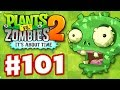Plants vs. Zombies 2: It's About Time - Gameplay Walkthrough Part 101 - Señor Piñata (iOS)