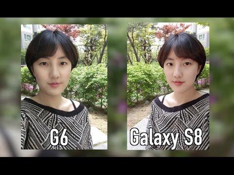 갤럭시 S8 vs. LG G6 카메라 테스트 (SAMSUNG Galaxy S8 vs.LG G6 Camera Test) - UC_pjuSgLRvGFAsita_Dvsiw