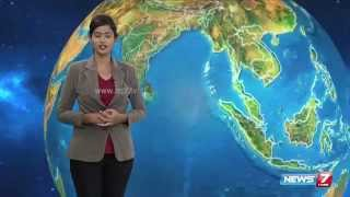 Watch Weather forecast Red Pix tv News 01/Dec/2015 online