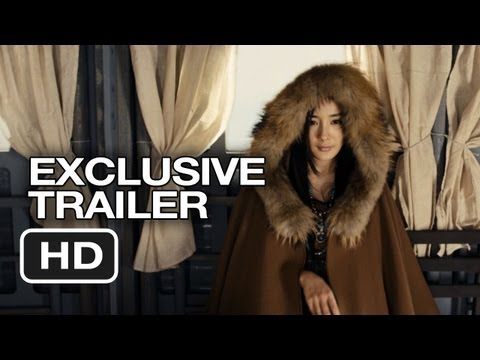 Wu Dang EXCLUSIVE TRAILER (2012) Martial Arts Movie HD