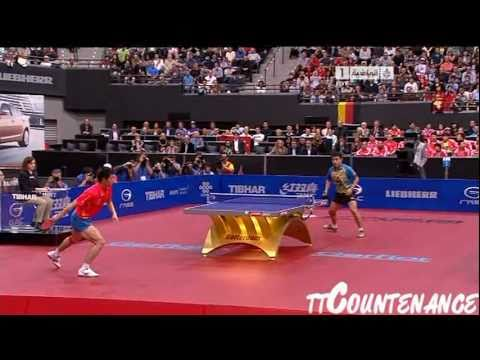 WTTC: Zhang Jike-Wang Hao