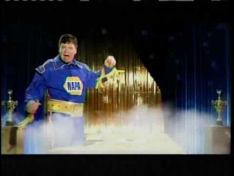 NAPA Know How Commercial (Martin Truex Jr. / Michael Waltrip)