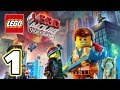 LEGO Movie Videogame Walkthrough PART 1 [PS3] Lets Play Gameplay TRUE-HD QUALITY