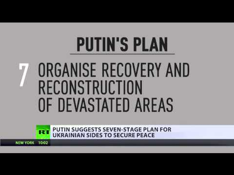 Putin's 7-step (Ukraine) peace roadmap    9/3/14