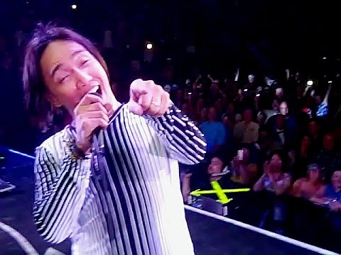"FAITHFULLY – JOURNEY (ARNEL PINEDA) ""ROB'S ONSTAGE MARRIAGE PROPOSAL"" MANDALAY BAY, LAS VEGAS"
