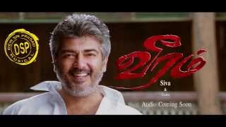 Veeram Official Movie Teaser
