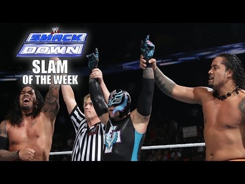 Rey Returns Home - WWE SmackDown Slam of the Week 11/22