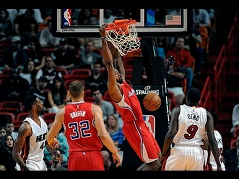 The Clippers Take the Lob City Aerial Display to Miami