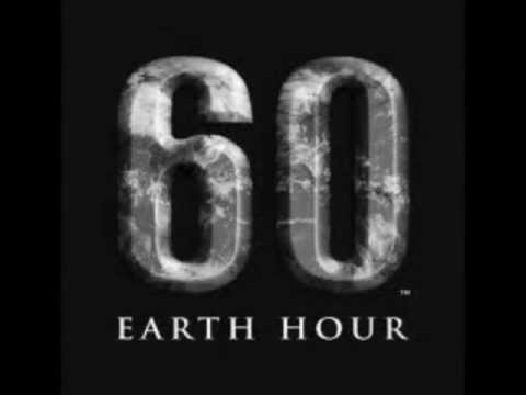60 minutes earth hour commercial