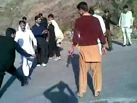 pashto song Katlang Student's parti & School free farashion of class 10(new yar 2012 Date 15)