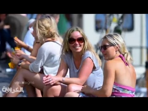 بالفيديو شاهد : لماذا الدنمارك اسعد الاماكن للعيش بالعالم ؟