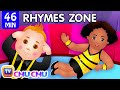 Head, Shoulders, Knees & Toes | Popular Nursery Rhymes Collection for Kids | ChuChu TV Rhymes Zone