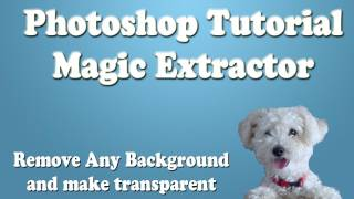 Photoshop Tutorial - How to Remove Background EASY