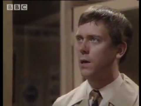 Funny Hugh Laurie & Stephen Fry comedy sketch! -Your name, sir?- - BBC comedy