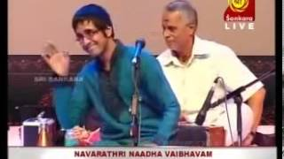'Ekamresha Nayakim', Raga Shanmukhapriya, Muttusvami Dikshitar