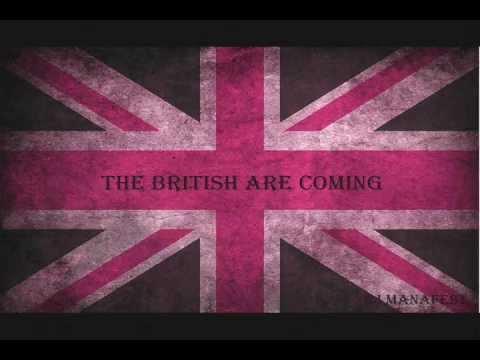 The British are Coming - UClqHv4KEFFoIrHJon7y4Stw