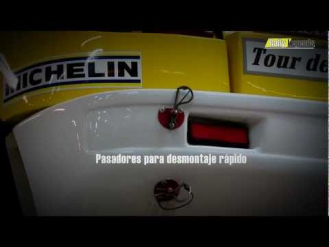 18 min Trailer first DVD Rally Legends Renault 5 Turbo ! Jean Ragnotti