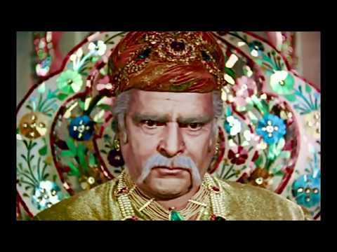 YouTube - Pyar Kiya To Darna Kya - Mughal-e-Azam (720p HD Song).