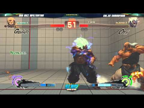 SSF4 AE2102 Losers Final WW MCZ Infiltration vs coL.CC Combofiend - Seasons Beatings Summer Slam