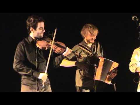 Bal folk à Chalon-sur-Saône le 19/02/11.