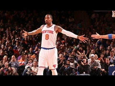 J.R. Smith wins Sixth Man of the Year!