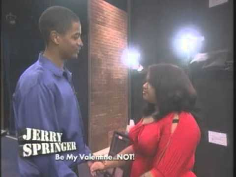 Be My Valentine ... NOT! (The Jerry Springer Show)