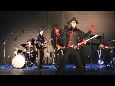 Steam Powered Giraffe - Captain Albert Alexander