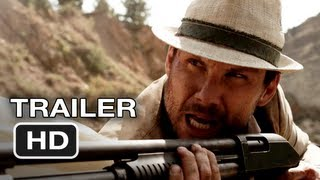 El Gringo Official Trailer (2012) - Christian Slater Movie HD