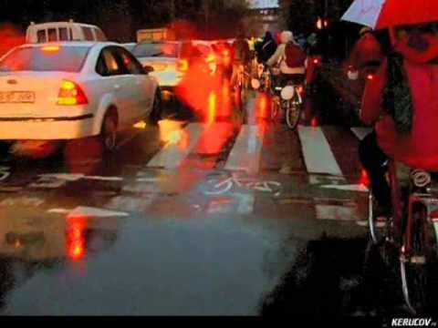 VIDEOCLIP Mars pe biciclete, O zi fara masina mea in Bucurestiul MEU - 29 septembrie 2010