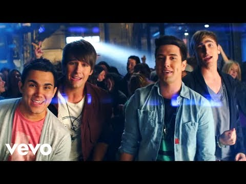 Big Time Rush - Music Sounds Better With U ft. Mann