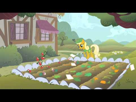 "My Little Pony:FIM Season1 Episode10 ""Swarm of the Century"" 1080P HD"
