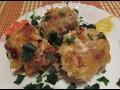 Тефтели -фрикадельки в сметанном соусе
