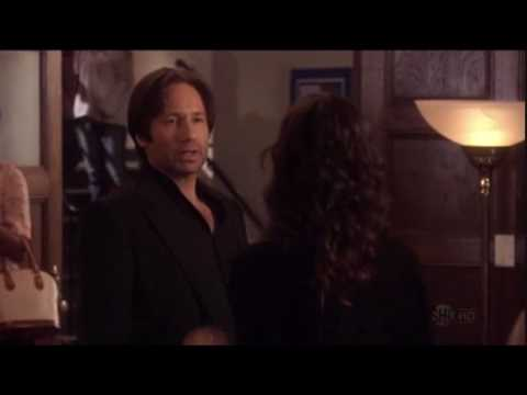 Alpha Male Examples: Californication - Hank Moody and Mrs Patterson