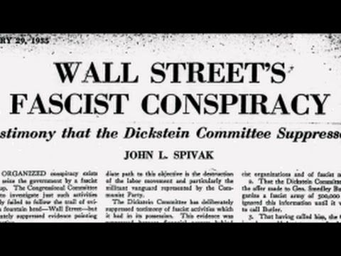 The Fascist Plot to Overthrow FDR (FULL)