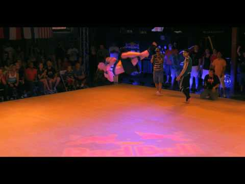 HKPK 1 on 1 Battle #3: Anis Cheurfa vs. Nick Vail