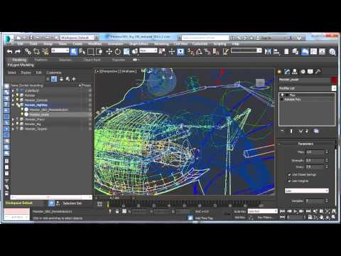 3ds Max 2016 – XRef Renovations