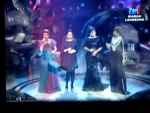 Hilang Berganti_Alyah-Dayang Nurfaizah-Jaclyn Victor-Shila Amzah (Konsert Sudirman Abadi Di Hati)