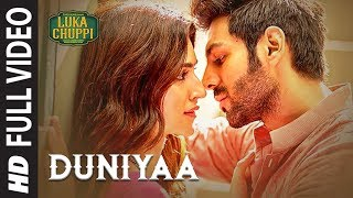 Luka Chuppi: Duniyaa Full Video Song