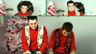 Merry Christmas, Happy Holidays - 'N sync - Michael Henry & Justin Robinett