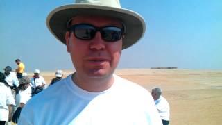 En las Pirámides