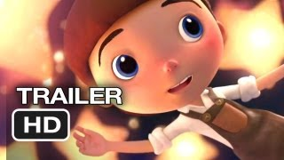 Pixar Shorts Vol. 2 Official Blu-ray Trailer (2012) HD