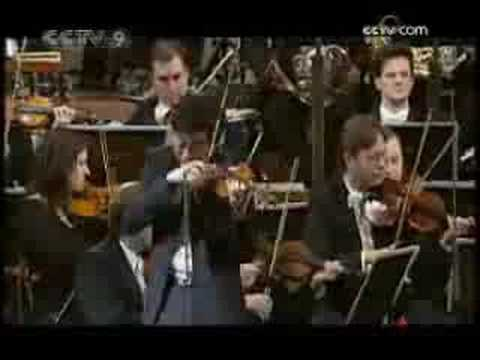 Violin Concerto Butterfly Lover 梁祝Lu Si-qing