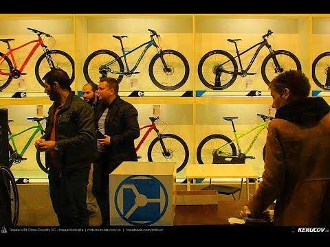 VIDEOCLIP Salonul Bicicletei 2018 (Bucuresti, ROMEXPO, 9 - 11 martie 2018)